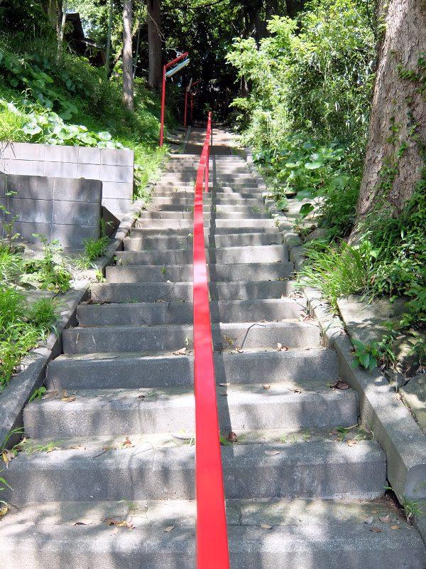 階段の参道