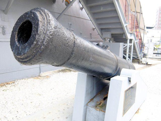 1848年製30ポンドカノン砲