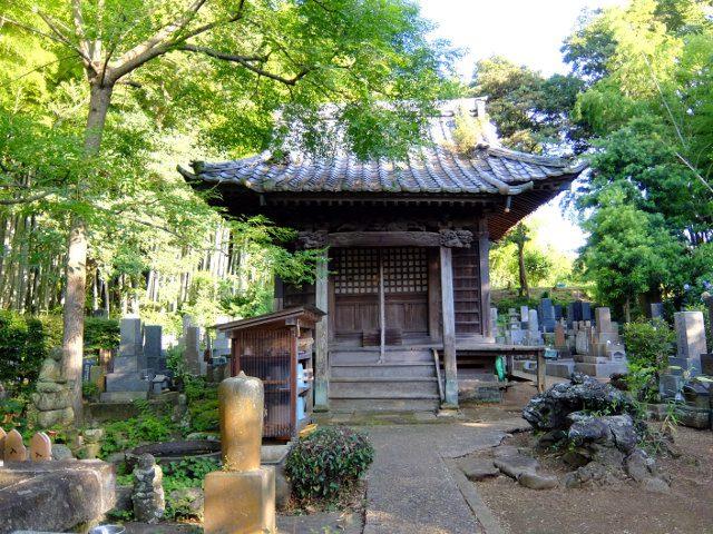 真福寺観音堂