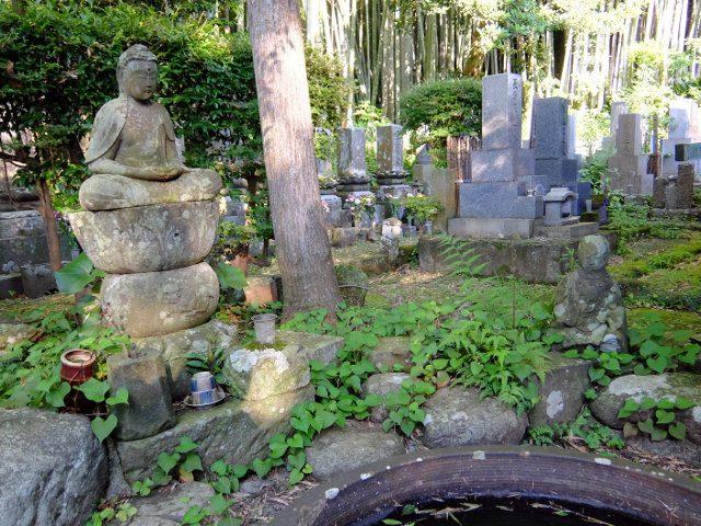 真福寺石仏