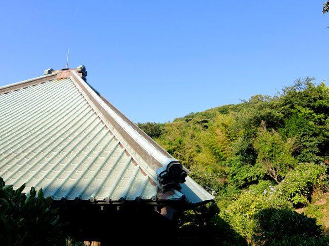 真福寺本堂