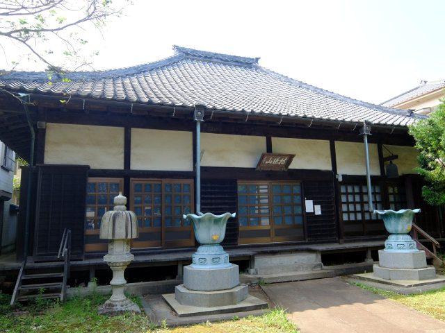 慈雲寺の本堂
