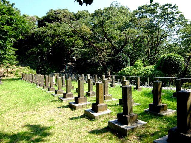 馬門山海軍墓地