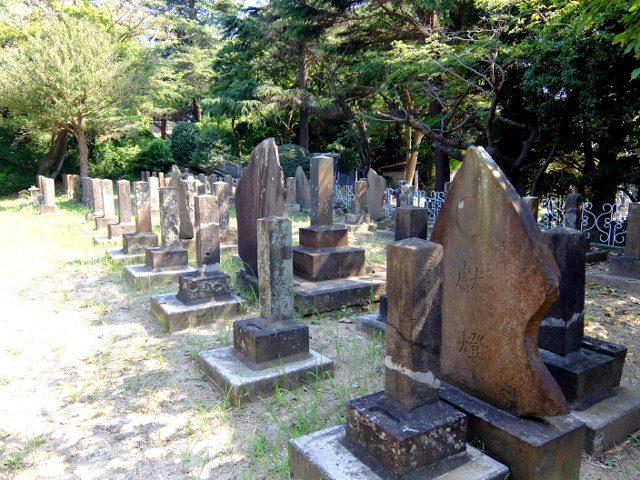 海軍兵の墓