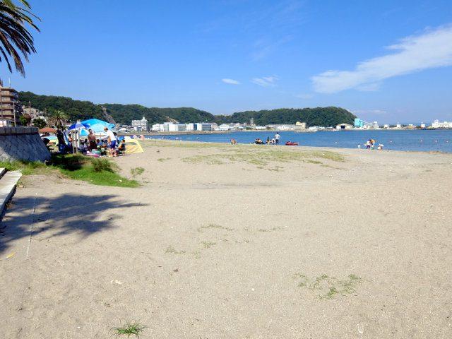 久里浜海岸
