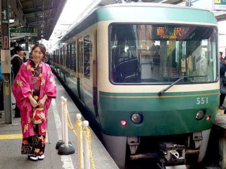 江ノ島鎌倉観光500形電車