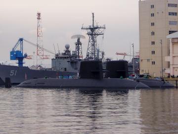おやしお型潜水艦の画像 p1_5