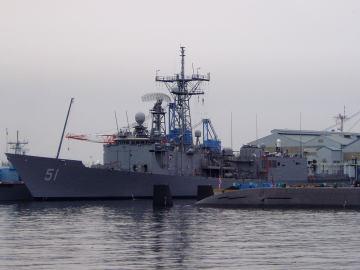 ペリー級ミサイルフリゲート艦ゲ...