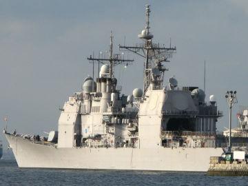 タイコンデロガ級ミサイル巡洋艦...